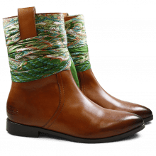 Bottines Jessy 29 Crust Tan Silk HRS Brown