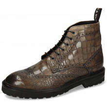 Bottines Matthew 7 Rio Reptile Stone Loop Nylon