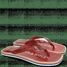 Sandales Bob 3 Rich Red