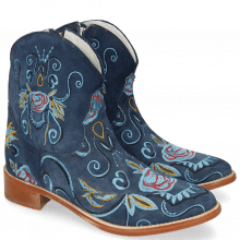Bottines Blanca 1 Lima Marine Bee Blue