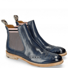 Bottines Amelie 77 Perfo Wind Loop Camo