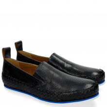 Mocassins Alfred 1 Perfo Navy