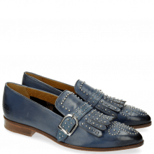 Mocassins Jessy 26 Moroccan Blue
