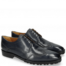 Derbies Emil 3 Carmen Navy Lining Foam