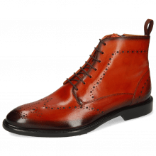 Bottines Bobby 9 Winter Orange Shade Brown