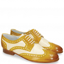 Derbies Sally 66 Vegas Sun Perfo White