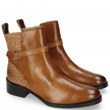 Bottines Elaine 8 Tan Rio Brazil