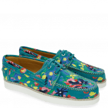 Mocassins Ally 1 Sweet Water Embrodery Flower