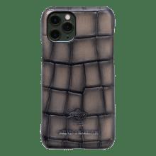 Coque iPhone Eleven Pro Turtle Grigio Edge Shade London Fog