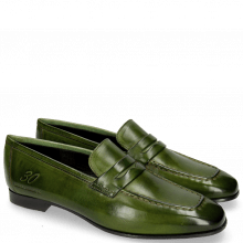 Mocassins Liv 1 Ultra Green