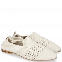 Mocassins Hailey 1 Mignon Zero Glove Nappa Ivory