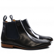 Bottines Xander 2 Venice Navy Elastic Navy HRS Navy