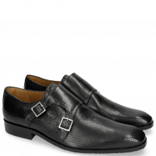 Monks Rico 3 Rio Perfo Black
