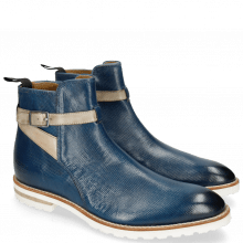 Bottines Kane 1 Dice Mid Blue Digital