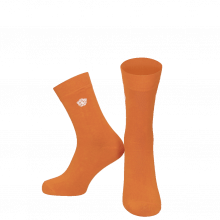 Chaussettes Charlie 2 Crew Socks Orange
