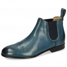 Bottines Sally 16 Ice Lake Elastic Navy
