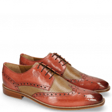 Derbies Martin 15 Berlin Ruby Perfo Nude