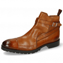 Bottines Patrick 10  Pavia Tan Strap
