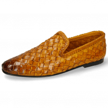 Mocassins Mandy 1 Interlace Scale Weave Sun