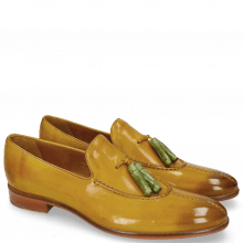 Mocassins Clint 13 Sun Tassel New Grass