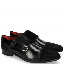 Monks Toni 17 Black Lima Black