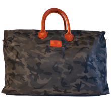 Sacs de voyage Duffy Textile Camo Khaki