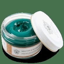 Cirage & lait Green Montana Cream Premium Cream Green Montana
