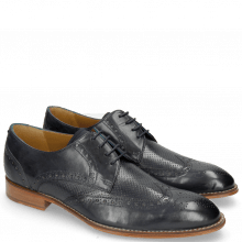 Derbies Kane 5 Navy Perfo