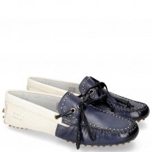 Mocassins Caroline 8 Vegas Marine Washed