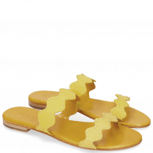 Mules Hanna 45 Salerno English Yellow