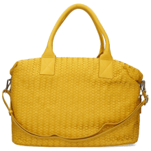 Sacs à main Kimberly 2 Woven Yellow