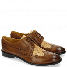 Derbies Xenia 2 Tobacco Nude