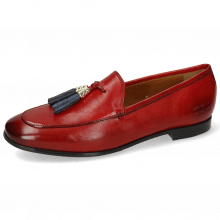 Mocassins Scarlett 48 Pisa Ruby Accessory Gold