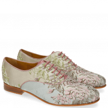 Richelieu Selina 4 Textile Victoria Rose Sand