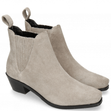 Bottines Kylie 1 Suede Pattini Marmotta