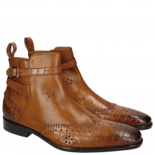 Bottines Clark 20 Crock Cognac