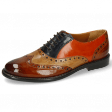 Richelieu Selina 24 Cognac Sand Marine Winter Orange