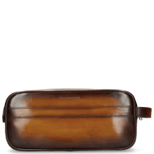 Trousses de toilette Havana Vegas Tan Shade Dark Brown