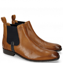 Bottines Rico 5 Rio Perfo Tan Strap