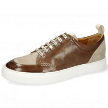 Sneakers Harvey 29 Monza Chestnut Como Sabbia