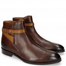 Bottines Kane 1 Mogano Strap Tan