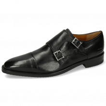 Monks Freddy 1 Remo Black Modica Navy