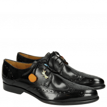 Derbies Keira 2 Black HRS