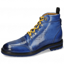 Bottines Trevor 5 Sapphire Laces Yellow
