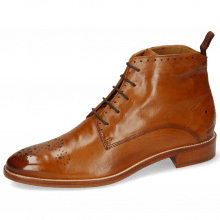 Bottines Betty 4 Pavia Tan Lining Collar
