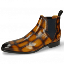 Bottines Lance 19 Galap Yellow Brown