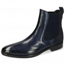 Bottines Emma 8 Navy Camo Nylon