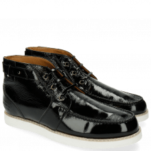 Bottines Jim 3 Soft Patent Black