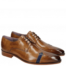 Derbies Lance 17 Tortora Electric Blue