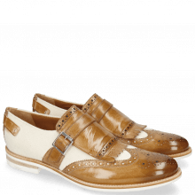 Mocassins Clint 26 Sand Canvas Off White